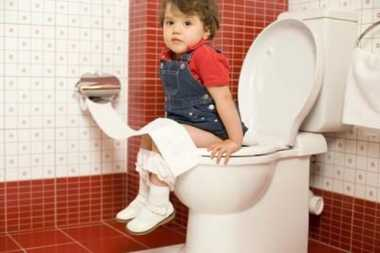 Perhatikan Ini saat Ajari Anak BAB di Toilet