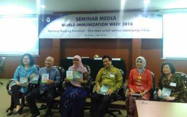 Pekan Imunisasi Sedunia: Tutup Kesenjangan Imunisasi di Indonesia