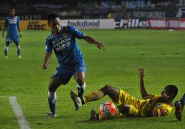 Gagal Kalahkan Persib, Sriwijaya FC Tetap Bersyukur