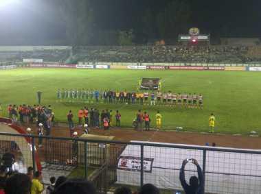 Madura United Permalukan PS TNI di Kandang Sendiri