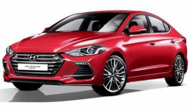 Hyundai Elantra Sport Turbo Siap Ganggu Honda Civic Turbo
