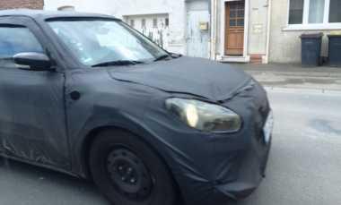 Dibungkus Kamuflase, Lagi-Lagi Suzuki Swift Terbaru Tepergok Uji Jalan