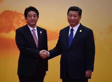 Pasang Surut Relasi China - Jepang