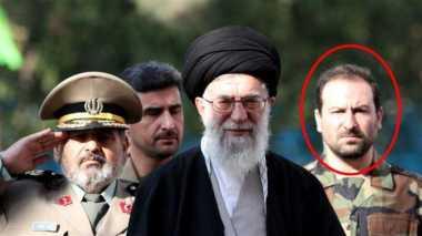 Pengawal Pemimpin Revolusi Iran Meninggal Dunia