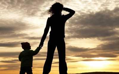Terungkap, Ibu Tunggal Lebih Sukses Urus Anak