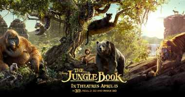 Box Office Sepekan: The Jungle Book Alami Penurunan