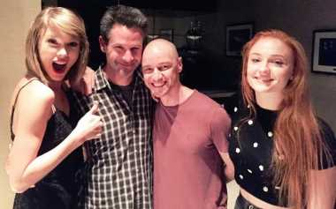 TOP GOSSIP #4: Benarkah Taylor Swift Terlibat di X-Men: Apocalypse ?