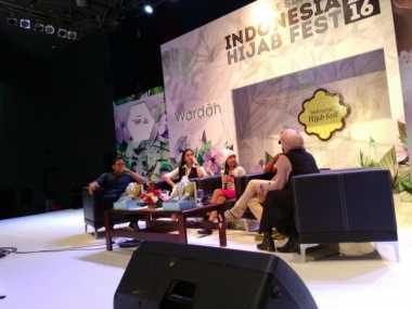 Pemeran Ningrum Dapat Pelajaran Berharga dari Surat Cinta Untuk Kartini