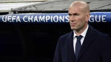 Zidane Tak Korbankan La Liga untuk Liga Champions