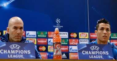 Ronaldo Ingin Zidane Terus Latih Madrid