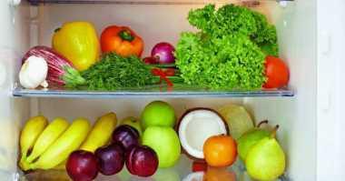 Tempat yang Tepat Simpan Makanan dalam Kulkas