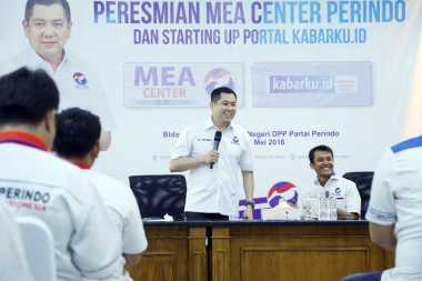 MEA Center Perindo Siap Bantu TKI