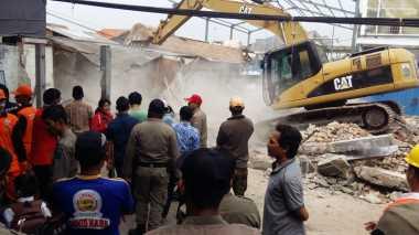 Penggusuran di Menceng Raya, Ratusan Polisi-TNI Dikerahkan