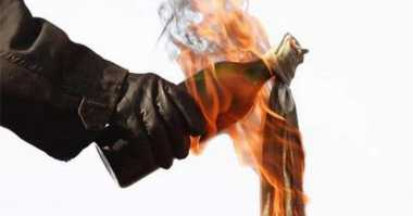 Dilempar Bom Molotov, Kantor Ormas IPK Sumut Hangus