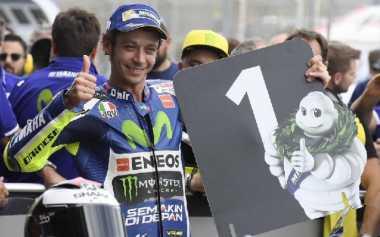 """Rossi Sudah """"Berdamai"""" dengan Michelin"""
