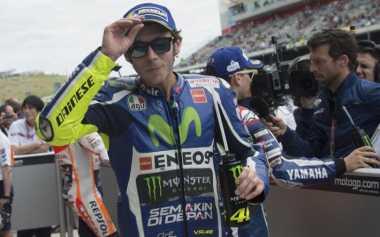 Rossi Optimis Maksimalkan Performa Ban Michelin
