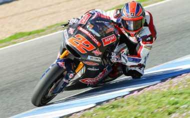 Pembalap Muda Moto2 Mengaku Mirip Marquez