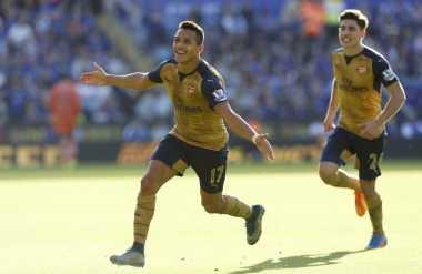 Wenger Akui Sanchez Tidak Senang Digantikan