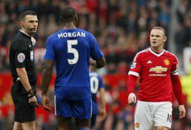 United Bermain Lebih Baik ketimbang Leicester