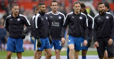 Keperkasaan Leicester Berlanjut Usai Tahan Imbang United