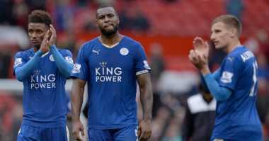 Kegagalan Leicester Juara di Old Trafford Bagus untuk Arsenal