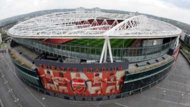 Emirates Bukan Kandang yang Nyaman untuk Arsenal