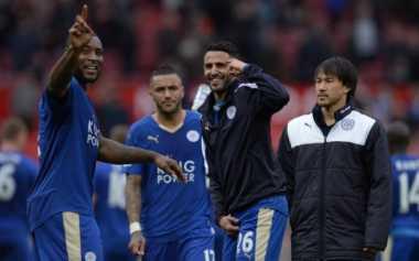 Van Gaal: Leicester Layak Jadi Juara Premier League
