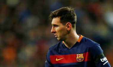 Messi Maniak Sepakbola