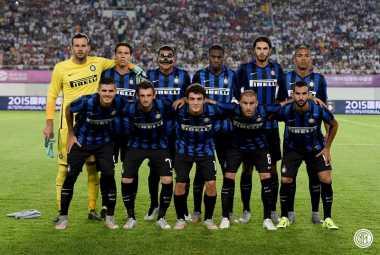 Susunan Pemain Lazio vs Inter Milan