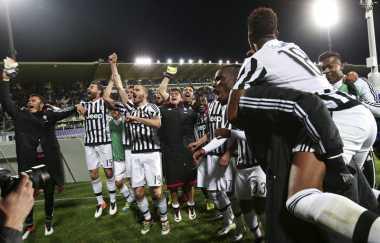 Musim yang Luar Biasa bagi Juventus