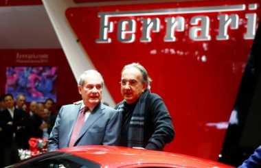 Ferrari Akan Dipimpin CEO Baru