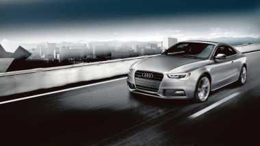 Sambut A5 Coupe Terbaru, Audi Siapkan Pertunjukan 3D