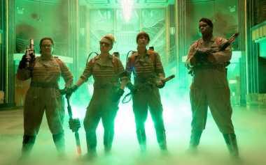 Trailer Film Ghostbusters Paling Tidak Disukai