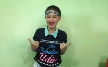 Bella Garceva Disambut Meriah saat Kunjungi SMA 83 Cilincing