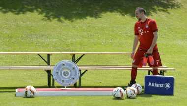 Ribery Minta Dimainkan Kontra Atletico