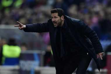 Simeone Akui Ketakutan Jelang Pertandingan Kontra Bayern
