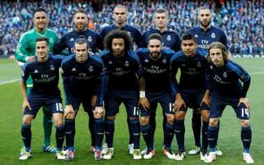 Pemain Kunci di Laga Madrid vs City