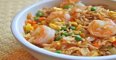 Sion Juara Idola Cilik Enggak Bisa Nolak Nasi Goreng Seafood