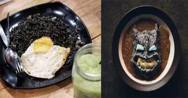 Makan Malam dengan 6 Nasi Hitam Paling Recomended