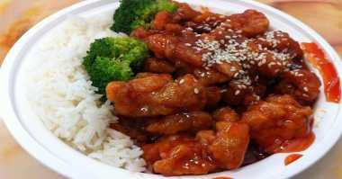 Kreasi Sarapan Lezat: Nasi Ayam Wijen