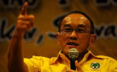 Ical Didukung Jadi Ketua Dewan Pembina Golkar