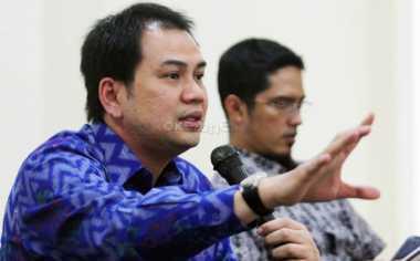 Aziz Syamsuddin Jadi Pendaftar Pertama Bakal Caketum Golkar