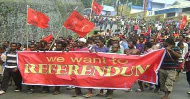 Polda Papua Membebaskan Seluruh Anggota KNPB yang Ditangkap