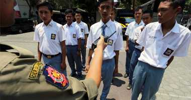 Wali Kota Jambi Keluhkan Pelajar di Wilayahnya Sering Bolos