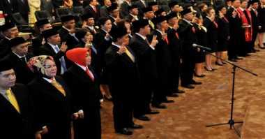 Perubahan SOTK, Pejabat Pemprov Banten Dilantik Ulang