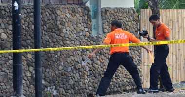 Polisi yang Dibunuh Amokrane Sabet Dikenal Jago Bela Diri