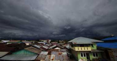 Puluhan Rumah di Solok Rusak Diterjang Angin Puting Beliung