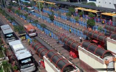 Libur Panjang, Penumpang Bus Melonjak 60%