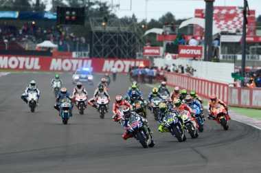 MotoGP di Indonesia Masih Gelap