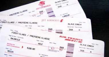 """Cara Memesan Tiket Pesawat dalam Satu """"Kedipan Mata"""""""